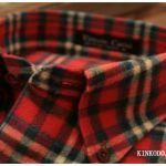 ほっこりあったかスタイル!ネルシャツが可愛いコーディネート集☆のサムネイル画像