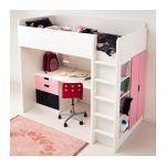 気分は秘密基地!IKEAのロフトベッドでスペースを確保しようのサムネイル画像