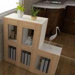 ★カラーボックスを使った簡単でオシャレなDIY家具を3種類紹介★のサムネイル画像