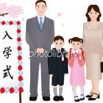 皆が選ぶ!子供の入学式に、ママ・パパが着ても良いスーツって?のサムネイル画像