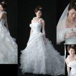 【花嫁】結婚式のお洒落なレンタルドレスを紹介します【ゲスト】のサムネイル画像