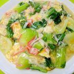 中華だけじゃない!チンゲン菜を使った簡単でおいしいレシピまとめのサムネイル画像
