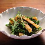お鍋だけじゃない!春菊を使った簡単でおいしいレシピまとめ★のサムネイル画像
