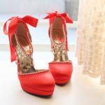 パーティーに履いていきたい靴をまとめました!可愛い靴ばかり!のサムネイル画像