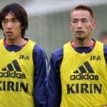 日本のサッカー史に残る名選手、中田英寿&中村俊輔に関するまとめのサムネイル画像
