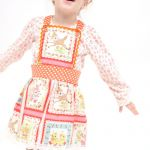 かわいい!楽しい!☆ ハンドメイドの子供服の型紙の探し方☆のサムネイル画像