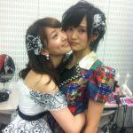 超仲良しな二人?大島優子さんと山本彩さんの関係とは一体!?のサムネイル画像