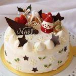 クリスマスと言えばクリスマスケーキ♡手作りレシピご紹介します☆のサムネイル画像
