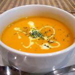 栄養満点で冷蔵庫の整理にもなる!野菜のポタージュのレシピのサムネイル画像