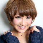 既にマルチタレント!モデル鈴木奈々さんの髪型にクローズアップ!のサムネイル画像