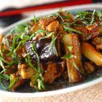 煮ても焼いても美味しい!なすを使ったオススメ常備菜レシピ特集*のサムネイル画像