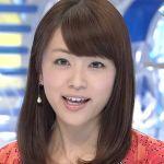 大人気女子アナウンサー!本田朋子のかわいい画像を大公開!のサムネイル画像