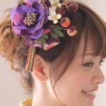 和装の時、髪飾りはどう選んだらいい?ポイントと色別髪飾りをご紹介のサムネイル画像