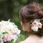 結婚式に出席するときにもピッタリの編み込みアレンジ紹介します!のサムネイル画像