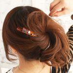 ヘアアクセサリーとして髪に使えるクリップをご紹介します!のサムネイル画像