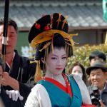 日本古来の美しさ!妖艶な魅力あふれる「花魁」の髪型・衣装まとめのサムネイル画像