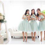大切な日だから少し大胆に…ミニドレスの花嫁衣装を画像付きで紹介!のサムネイル画像