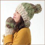 初心者でも簡単!無料編み図で流行りのニット帽を作ってみようのサムネイル画像