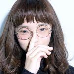 お洒落女子必見!丸メガネが似合う可愛いコーデの参考画像紹介★のサムネイル画像