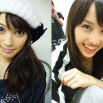 大政絢と百田夏菜子は似ている?画像で検証してみましょう!のサムネイル画像