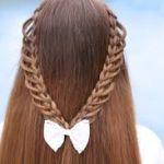 大人かわいいヘアスタイル、ゆるふわフィッシュボーンで愛され彼女にのサムネイル画像