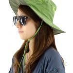 ファッションとしても使える!日焼け防止用の帽子ラインナップ!のサムネイル画像