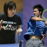 卓球界の姫・福原愛とテニス界の王子・錦織圭が結婚間近の交際中?!のサムネイル画像
