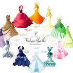 心が弾むようなデザインのドレスを身に纏う瞬間は幸せな瞬間!のサムネイル画像