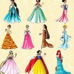 プリンセスになりたい女の子集まれ!七五三記念撮影用ドレス画像集のサムネイル画像