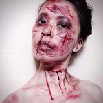 [閲覧注意!!]リアルすぎる!特殊メイクでリアルな傷メイク特集のサムネイル画像
