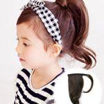 イベントなどのシーンに合った可愛い子供の髪型・ヘアーアレンジ!のサムネイル画像
