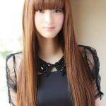 【最新ヘアスタイル】王道ロングストレートで女子力UP!!!のサムネイル画像