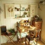アンティーク家具を使ったナチュラルスタイルの部屋は素朴で可愛い!のサムネイル画像