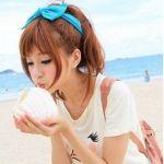 夏でもお洒落を楽しみたい!夏にぴったり女性の可愛い髪型ご紹介☆のサムネイル画像