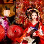 和装の豪華絢爛で魅力的な花魁衣装の楽しみ方をご紹介します!のサムネイル画像