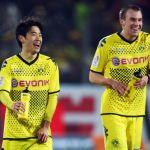 サッカー日本代表!香川真司とグロスクロイツの仲が良すぎる?!のサムネイル画像