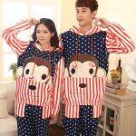 カップルでも親子でもかわいい!ペアルックのパジャマ特集!のサムネイル画像