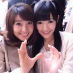 大島優子と渡辺麻友 ~センターポジション経験から分かる関係~ のサムネイル画像
