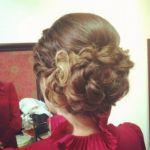 アップスタイルの髪型で可愛くおしゃれにヘアアレンジしてみよう!のサムネイル画像