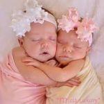赤ちゃんのヘアバンドが大人気!!赤ちゃんのヘアバンド集♫のサムネイル画像