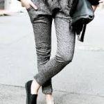 スウェットパンツを着こなしておしゃれな大人女子を目指しちゃお!!のサムネイル画像