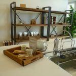 キッチンをコーディネートして、わが家のキッチンが素敵に変身!のサムネイル画像