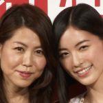 【SKE48】松井珠理奈が母親とCMで共演!?母親はどんな人??のサムネイル画像