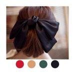 リボンデザインのヘアアクセサリーでおしゃれを楽しもう♪♪のサムネイル画像