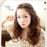 時間がない朝にもおすすめ!すっきりかわいく簡単前髪アレンジ☆のサムネイル画像