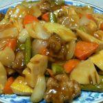 野菜を手軽にたっぷり食べれる!酢豚のレシピを公開します♪のサムネイル画像