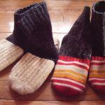 お気に入りの靴下をお手軽にリメイク、個性あふれるアイディアを形にのサムネイル画像