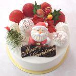 クリスマスに作りたい!おすすめのクリスマスケーキレシピ特集♪のサムネイル画像