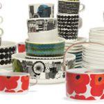 お洒落!!北欧ブランドMarimekko (マリメッコ)の食器まとめのサムネイル画像