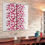 【壁を彩るタペストリー☆】タペストリーのおしゃれな飾り方のサムネイル画像